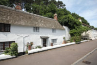 Rock Self Catering Cottage in Minehead, Exmoor