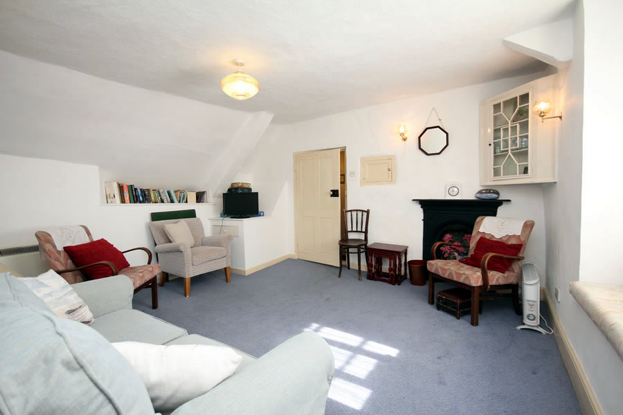 Rock Cottage Upstairs Lounge