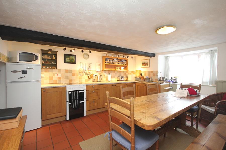 Seagate Cottage Kitchen