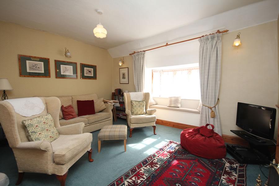 Seagate Cottage Lounge