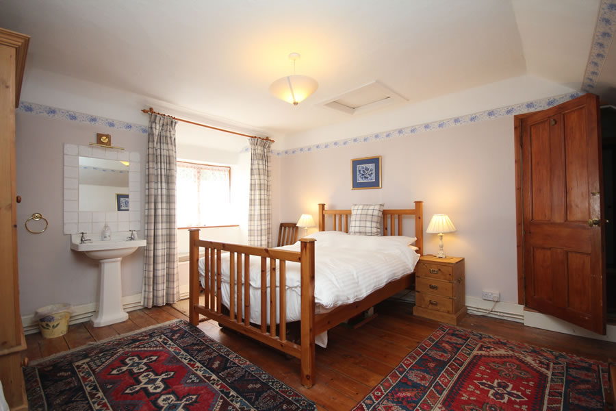 Seagate Cottage Upstairs Doubke Bedroom