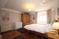 Seagate Cottage double bedroom