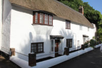 Seagate Cottage by the coast in Minehead